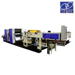 Narrow Web Offset Printing Machine
