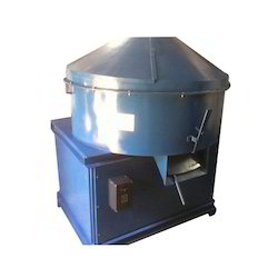 Powder Pan Mixer