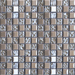 YM 607 Glass Mosaic Tiles