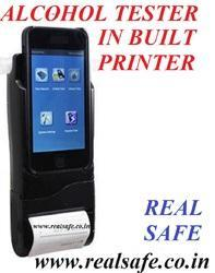 Alcohol Breathalyzer with Printer