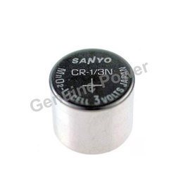 Sanyo 1/3N Coin Batteries
