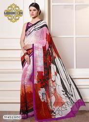 Elegant Delight Designer Saree