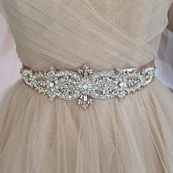 Bridal Belt Couture