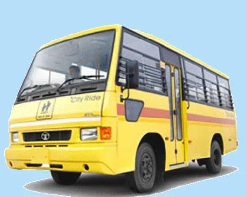 b050667cdf LCV ICV Buses - Tata City Ride School Variant Bus Wholesaler from Jaipur