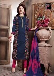 Designer Churidar Dress