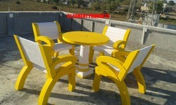 RCC Table with Chair