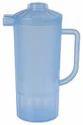 Sleek Water Jug With Glass