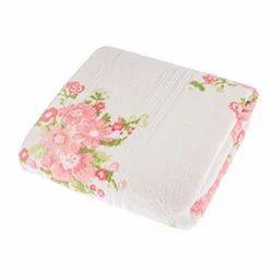 Flower Towel