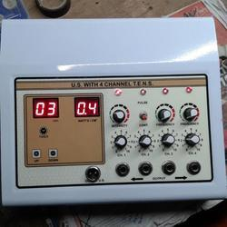 Ultrasonic with 4 Channel TENS