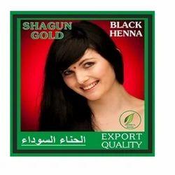 Black Heena Color