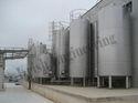 Stainless Steel Industrial Tank