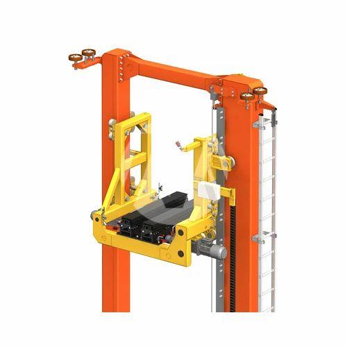 Hydraulic Cranes Rental Service Stacker Crane Rental