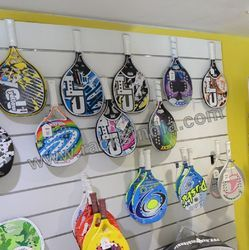 Display Wall For Sports Store