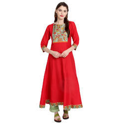 Exclusive Anarkali Kurti