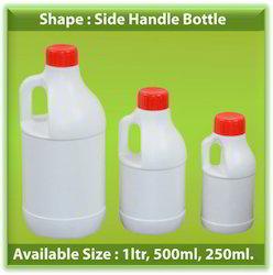 HDPE Side Handle Bottles