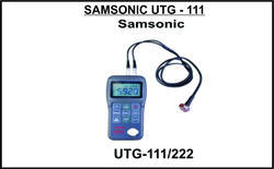 Digital Ultrasonic Through Coating Thickness Gauge