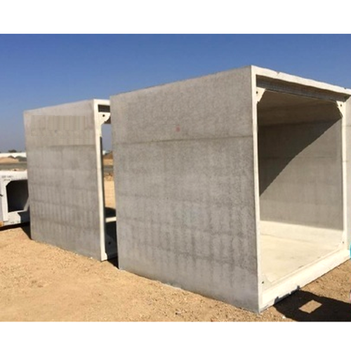 Precast Concrete Box Culvert Manufacturer From Vadodara