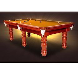 Pool Table with Wiraka Cloth