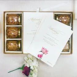 Custom Wedding Invitation Box