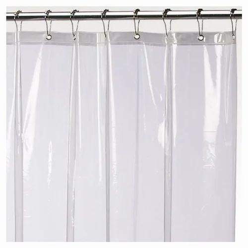 Long length shower curtains
