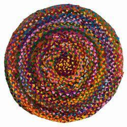 Circular Braided Rugs