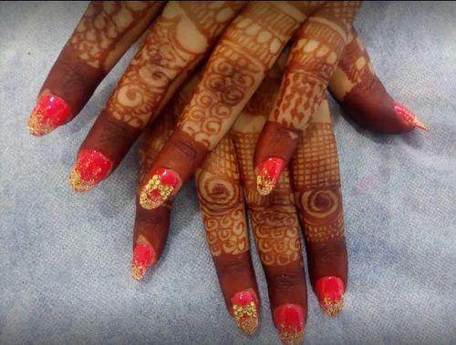 Bride Nail Art Designer Nail Art Service Service Provider From Kanpur