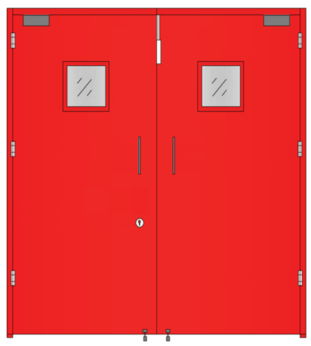 Fire Resistant Doors Fire Safety Doors Single Leaf With