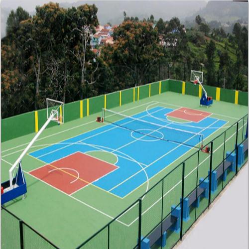 Syn Tennis Court Manufacturer From Delhi