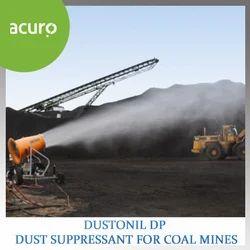 DUSTONIL DP :Dust Suppressant for Coal Mines