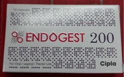 Endogest 200mg Capsule