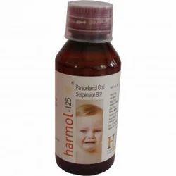 Paracetamol 125 Mg Syrup