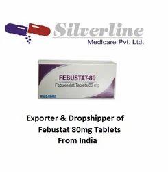 Febustat 80mg Tablets