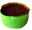 Terrace Gardening HDPE Plant Bags