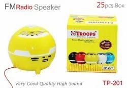 Troops Tp-3011 Tp-201 Fm Radio Speaker