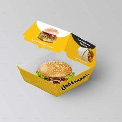 Burger Packaging Box