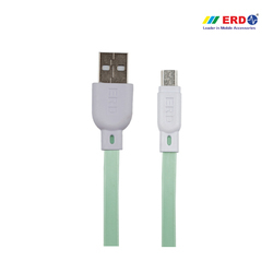 PC-29 Micro USB-Green Data Cable