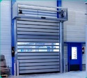 Thermal Insulated Rolling Shutter