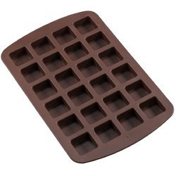 Standard Silicone Chocolate Moulds