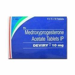 Medroxyprogesterone Acetate Tablet IP