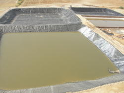 Geomembrane Pond Liner