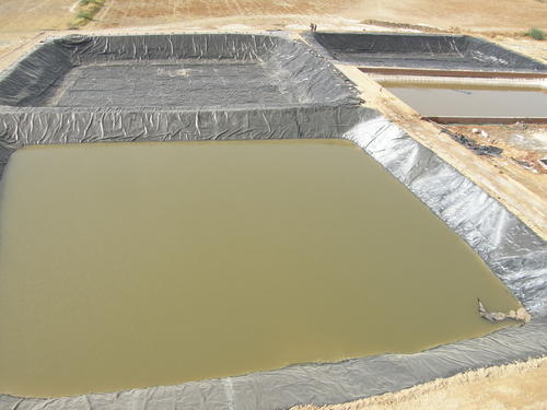 Geomembrane Pond Liner At Rs 300 Square Meter Pond