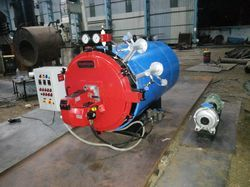 Liquid / Gas Fuel Thermic Fluid Heater