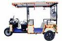 Solar E-Ricshaw