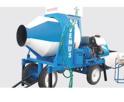 Electrical Reversible Concrete Mixer (RM Series)