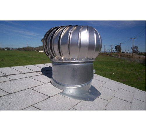 Rooftop Wind Turbines Ventilator : Roof turbines wind turbine ventilator from china