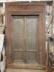 Antique Doors Wooden Carved Front Doors And Elevation
