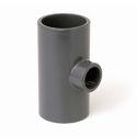 PVC Plain Tee 110mm SWR (Ring Type)