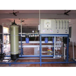 Hospitals Reverse Osmosis Plant