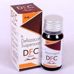 Deflazacort 6mg/5ml Suspension