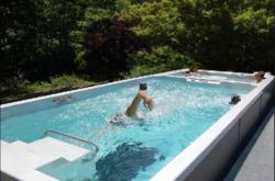 Endless Swim Pool